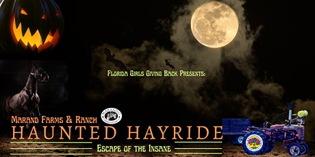Haunted Hayride.....Escape of the Insane tickets