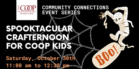 Calling all COOP  Kids, Halloween Fun  Kits at The COOP! tickets