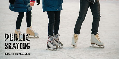 Public Skating ($5/person) tickets