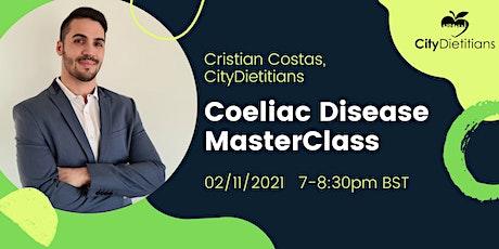 Coeliac Disease Masterclass tickets