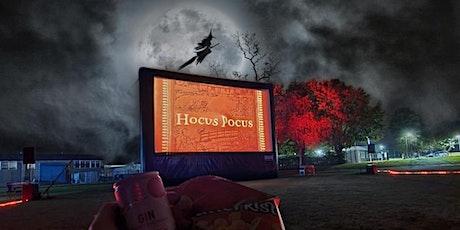 Halloween showing of Hocus Pocus on Warwick's Outdoor cinema tickets