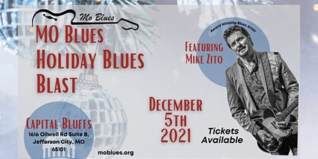 Holiday Blues Blast featuring Mike Zito tickets