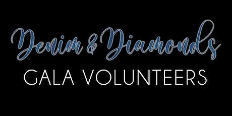 Denim & Diamond Gala Volunteers tickets