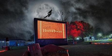 Halloween showing of Hocus Pocus on Wincanton's Outdoor cinema tickets