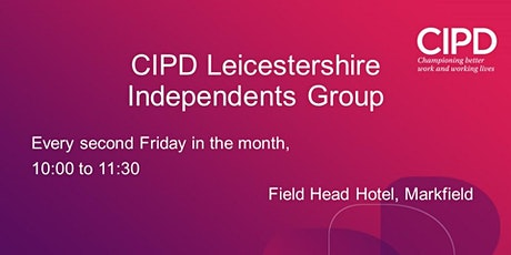 Independents Group Meeting tickets