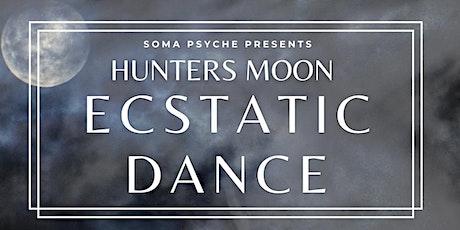 Hunters Moon Ecstatic Dance tickets