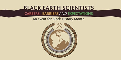 Black Earth Scientists: Careers, Barriers and Expectations tickets