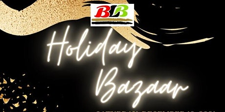 Black Owned Business Holiday Pop Up Shop tickets