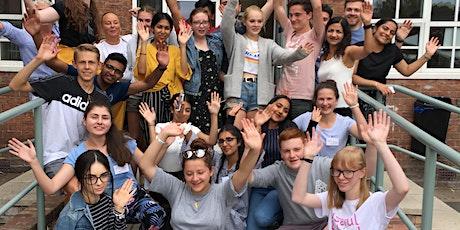 U&K Summer School Information Session tickets
