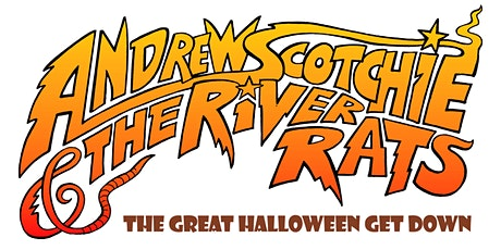 The Great Halloween Get Down featuring Andrew Scotchie & The River Rats tickets