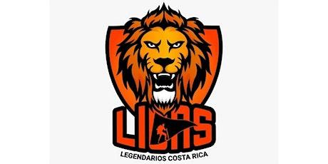 Manada LIONS entradas