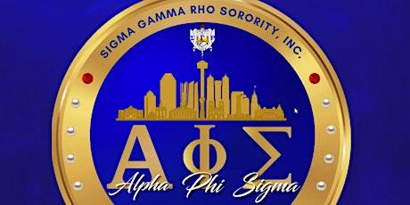 The Alpha Phi Sigma Rhoyal Blue & Bling Holiday Gala tickets