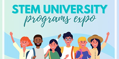 STEM University Programs Expo entradas