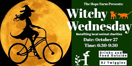 Witchy Wednesday! tickets