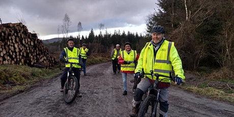 Tuesday afternoon group ebike cycle ride tickets