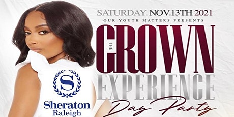 The Grown Experience Day Party tickets