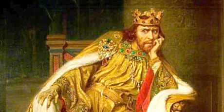 Online Seminar Series: The History Plays of Shakespeare - King John tickets