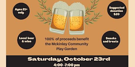 McKinley Park Community Play Garden Oktoberfest tickets