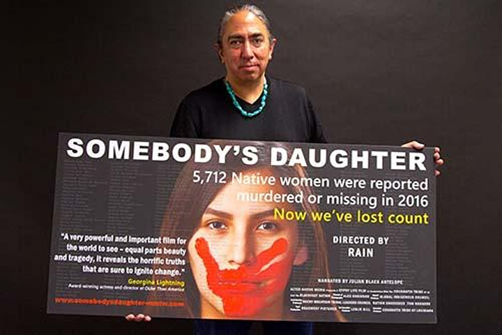 SOMEBODY'S DAUGHTER -  the Murdered & Missing Indigenous Women Crisis doc image