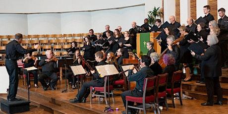 South Carolina Bach Choir and North Carolina Baroque Orchestra (Greenville) tickets