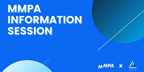 2021 MMPA Information Session tickets