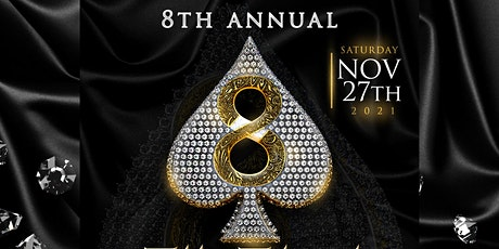8th Annual All Black Affair Powered by Stai Eventz & The Vybe Gods tickets