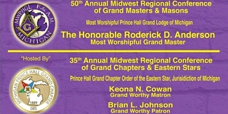 2022 Midwest Regional Conference - Detroit Michigan tickets