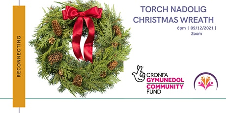Christmas Wreath/Torch Nadolig tickets