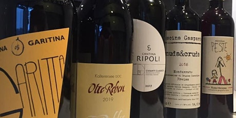 Tasting Artisan Wine From Italy tickets