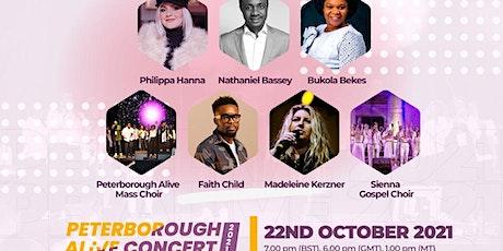 Peterborough Alive Concert 3.0 tickets