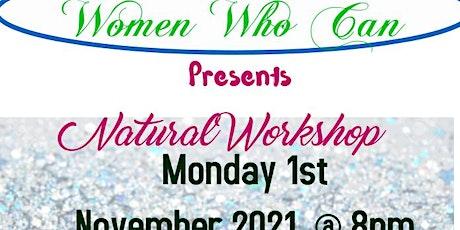 Natural Health Workshop tickets