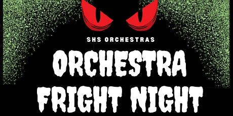 Orchestra Fright Night entradas