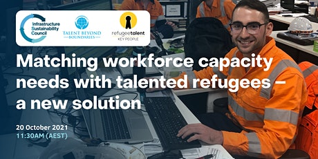 Matching workforce capacity need with talented refugees - a new solution tickets