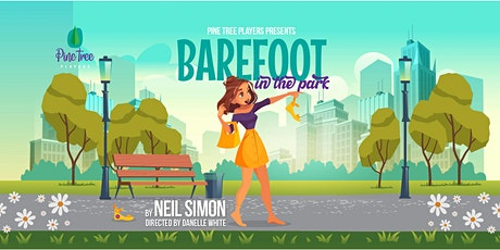 Barefoot in the Park: Sponsor and Volunteer Night tickets