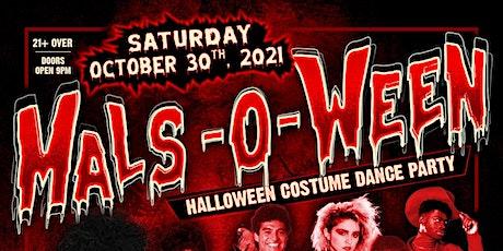 MALS-O-WEEN : HALLOWEEN COSTUME DANCE PARTY! SAT 10/30 (LOS ANGELES-DTLA) tickets