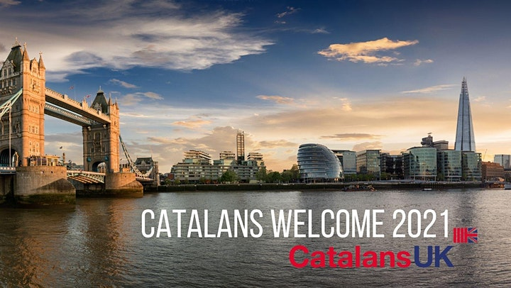 Catalans, Welcome! 2021 - Sessió Virtual image