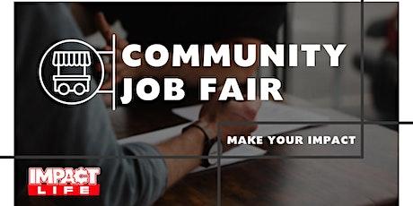 IMPACT Life Community Job Fair - New Castle County tickets