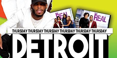 Dance Your Pounds Off Detroit (THURSDAY) tickets