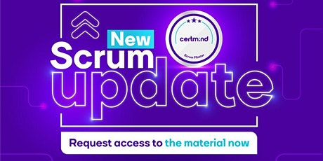 Framework Scrum - CertMind billets