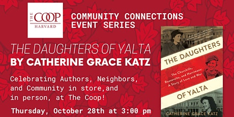 Harvard  Alumni, Historian, and HLS Student, Catherine Grace Katz tickets