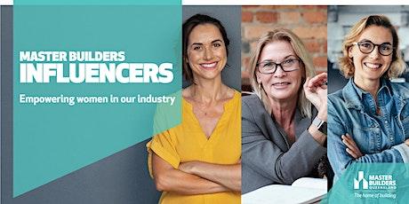 Bundaberg Influencers (Women In Building) Workshop tickets