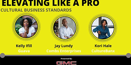 Elevating Cultural Business Standards tickets