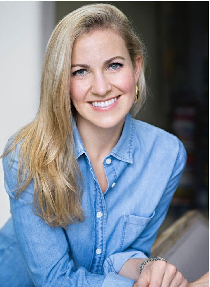 Harvard  Alumni, Historian, and HLS Student, Catherine Grace Katz image