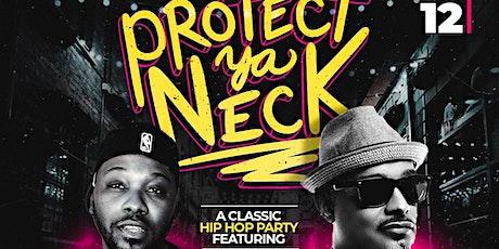 AKTIVE presents Proteck Ya Neck Featuring Mad Skillz tickets