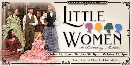 Little Women: The Broadway Musical tickets