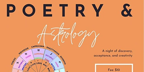 Poetry & Astrology tickets