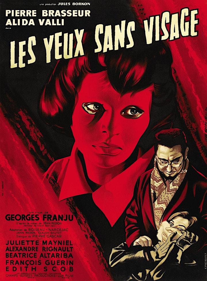 Imagen de Los ojos sin cara / Cine Francés