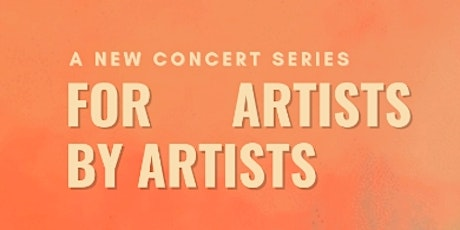 GHOE Concert: For Artist By Artist tickets