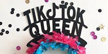 Tik Tok Queen Painting Party tickets