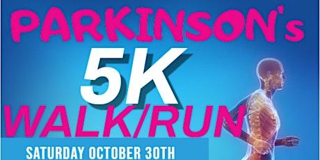 Parkinson's 5K Walk/Run tickets